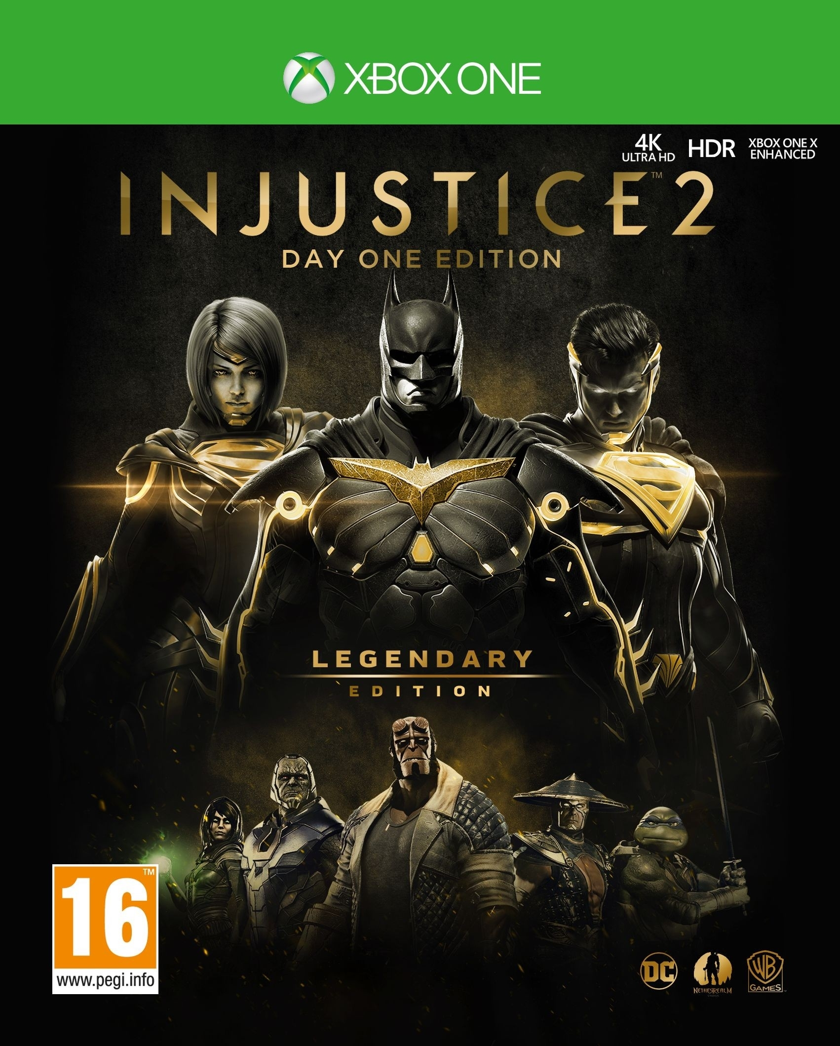 Injustice 2 Legendary Edition GOTY PL (Xbox One)